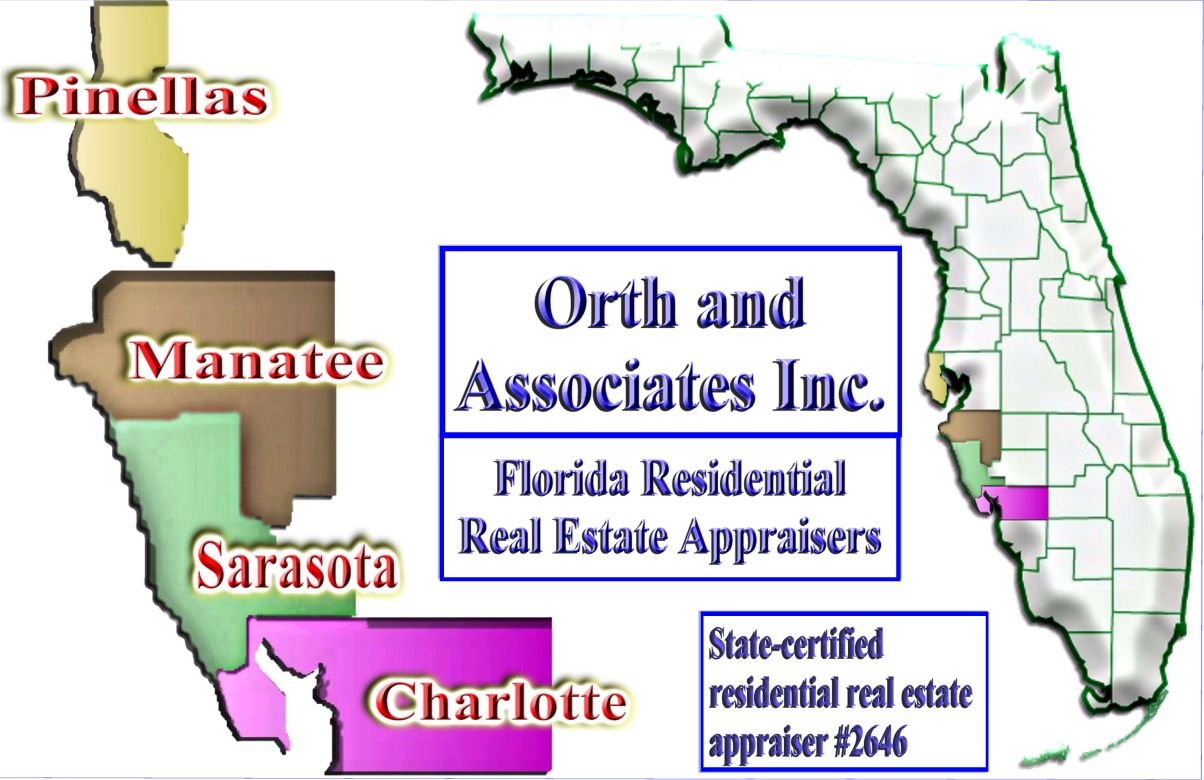 Orth and Associates : Florida Residential Real Estate Appraisals for Manatee, Sarasota, Charlotte and Pinellas Counties